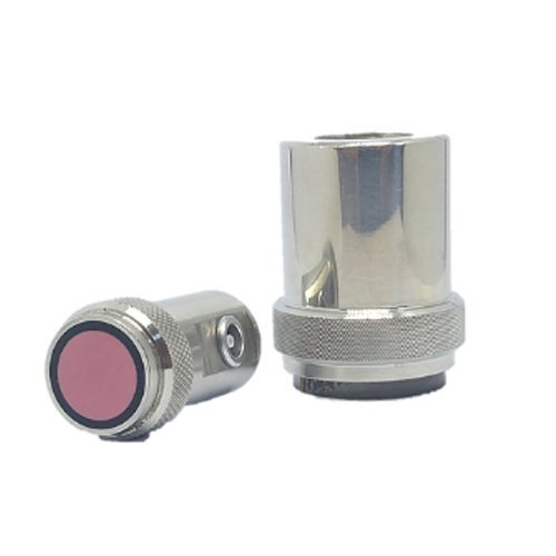 25mm Straight Beam Contact Ultrasonic Transducer NDT 0.5MHz
